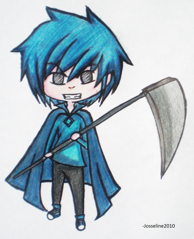 Cool Random Chibi Guy by JojoLemonJuice on DeviantArt