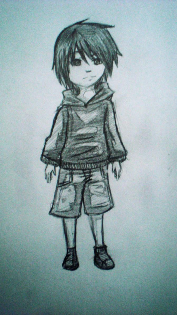 To a anime boy how easy draw boy by jojolemonjuice anime deviantart on