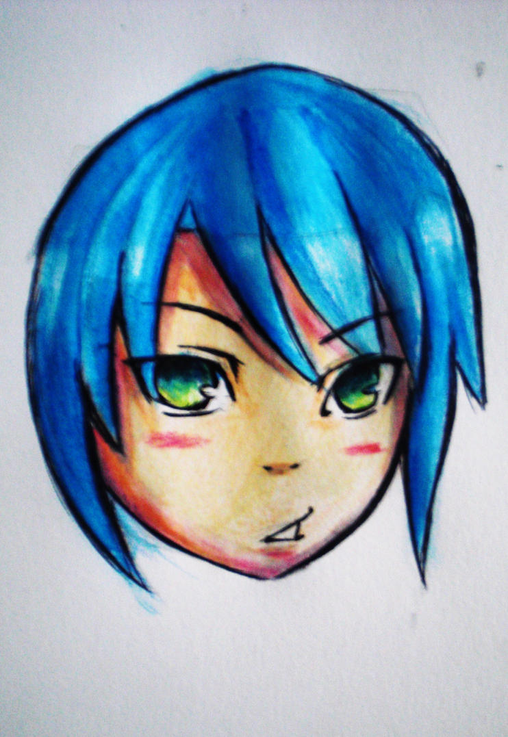 My first watercolor painting by jojolemonjuice on deviantart for My first watercolor painting