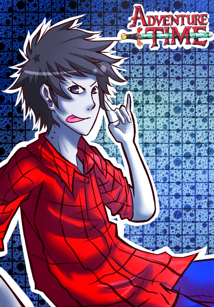 Marshall Lee by JojoLemonJuice