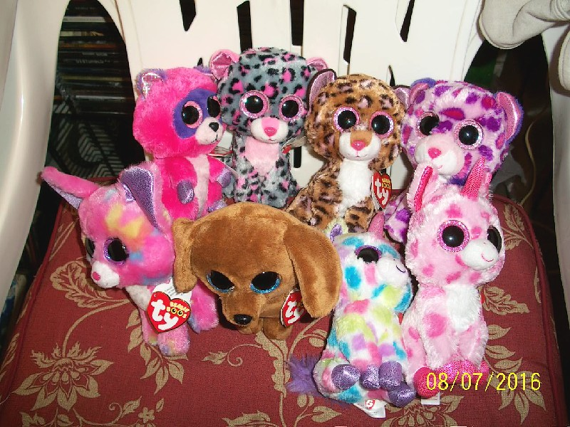 f930517a8 My Big Eyed TY Beanie Babies Collection by REBELHEART1979 on DeviantArt