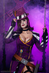 Borderlands 2 - Moxxi by Siradze