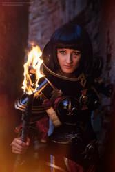 Warhammer 40000 - Sister of Battle by Siradze