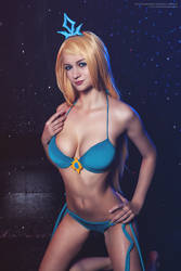 League of Legends - Pool party Janna by Siradze