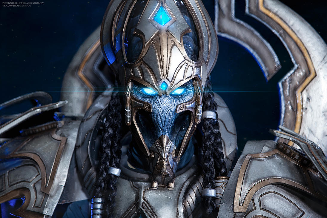 starcraft ii artanis by siradze on deviantart
