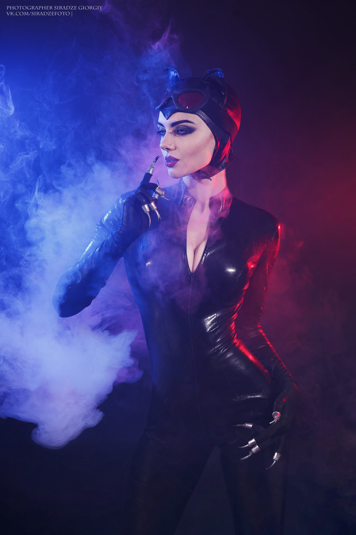 DC Comics - Catwoman by Siradze