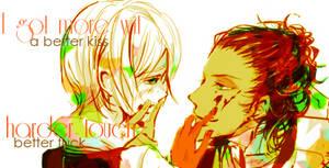 Better Kiss -- Tyki Allen