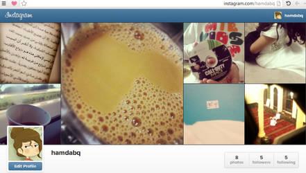 My Instagram by HMA1