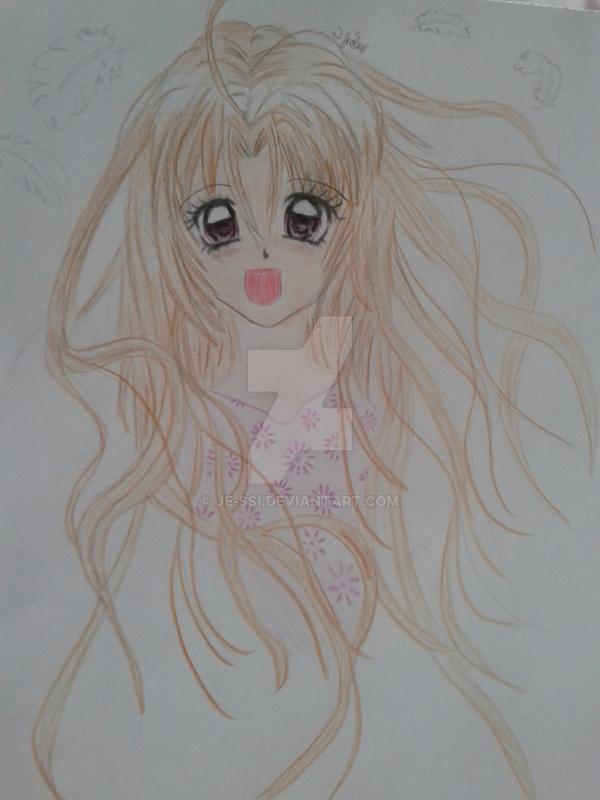 Sakura Hime Kaden by Je-ssi