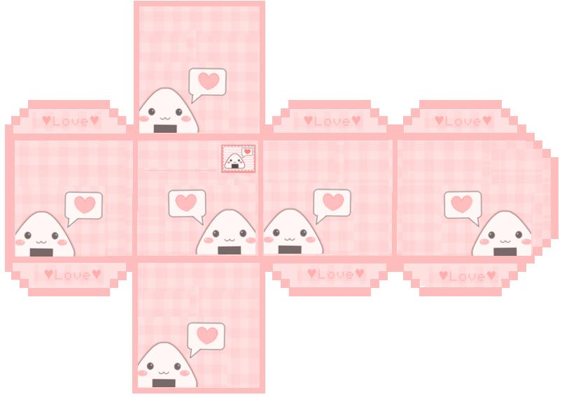 Cute box template cake box box papercraft and box templates cute onigiri box template by haydenchristensenfan on deviantart pronofoot35fo Image collections