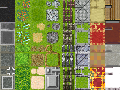 Tiles by Kerrigan Updated 02/07/2020 (Monster sprite and