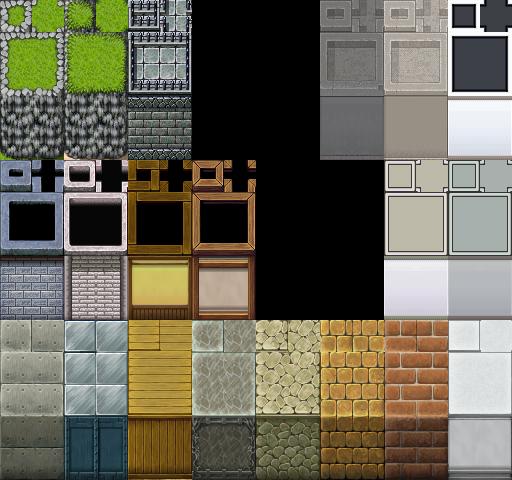 Rpg maker vx modernrtp tilea4 by painhurt on deviantart for Floor game maker