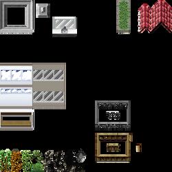 RPG Maker VX  ModernRTP TileE