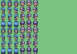 RPG Maker VX : Lucky Star 1