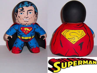 Superman Mighty Mugg by Calcifer-Boheme