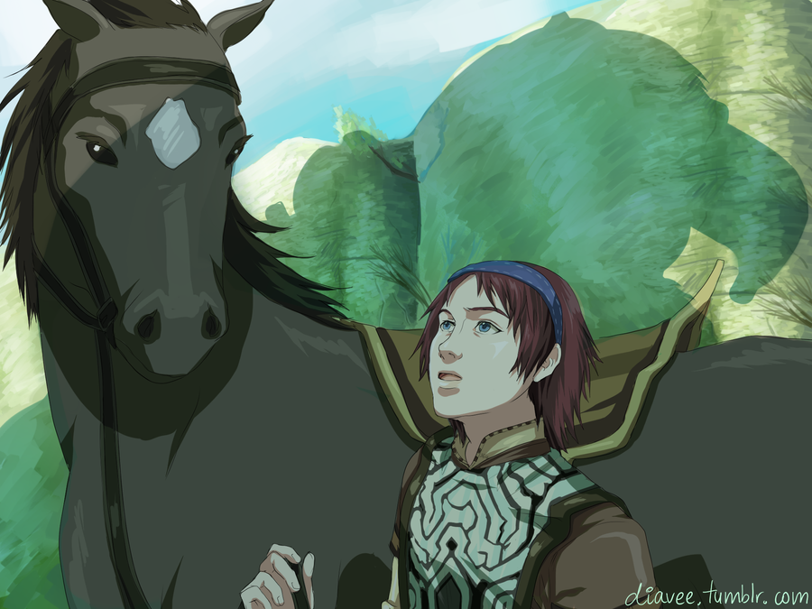 Shadow of the Colossus favourites by Aerith-The-Evenstar ...