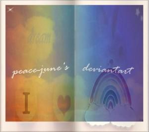 Peace-June's Profile Picture