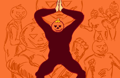 Pumpkin Dance Spooks