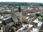 Tilt-Shift  Lviv