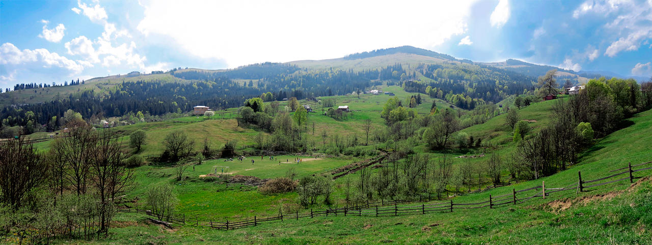 Carpathians by Maiyoko