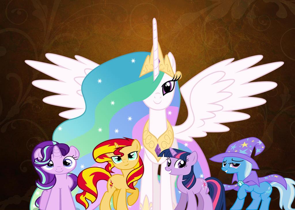 princess celestias family wwwpixsharkcom images