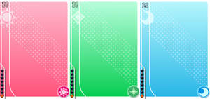 Love Live! Normal blank cards