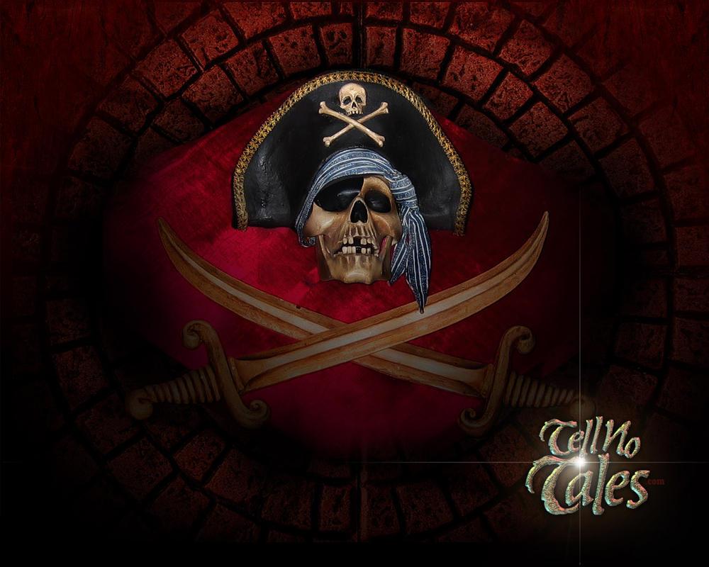 Dead Men Tell No Tales Wallpaper: Talking Jolly Roger By TheNoblePirate On DeviantArt