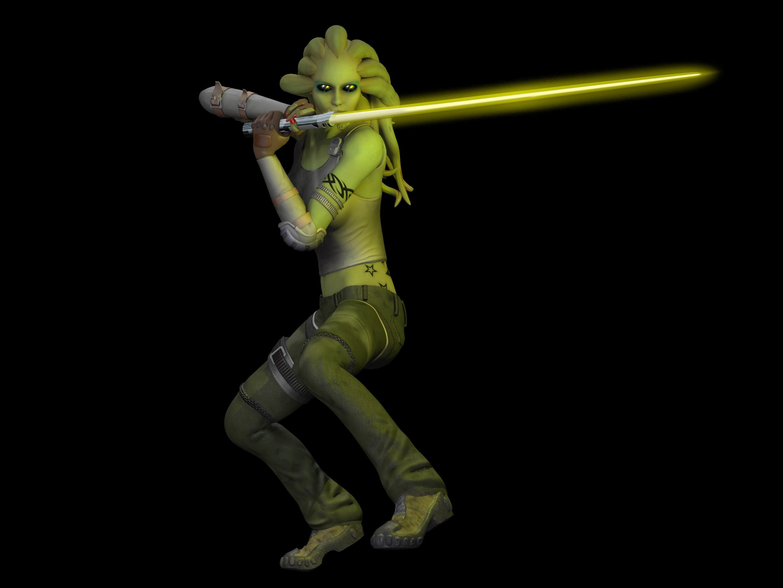 Nautolan Jedi 4 by LascielX