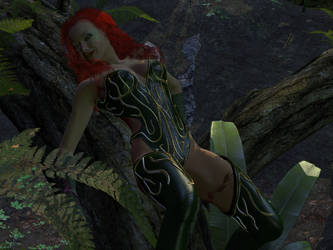 Poison Ivy Concept by LascielX