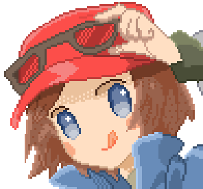 Pokemon XY pixelart by Temporalintendo