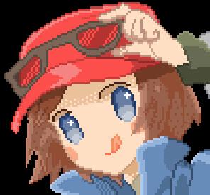 Pokemon XY pixelart by Temporalintendo