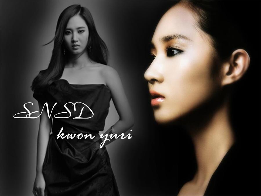 SNSD Kwon Yuri Wallpaper By Mandana21