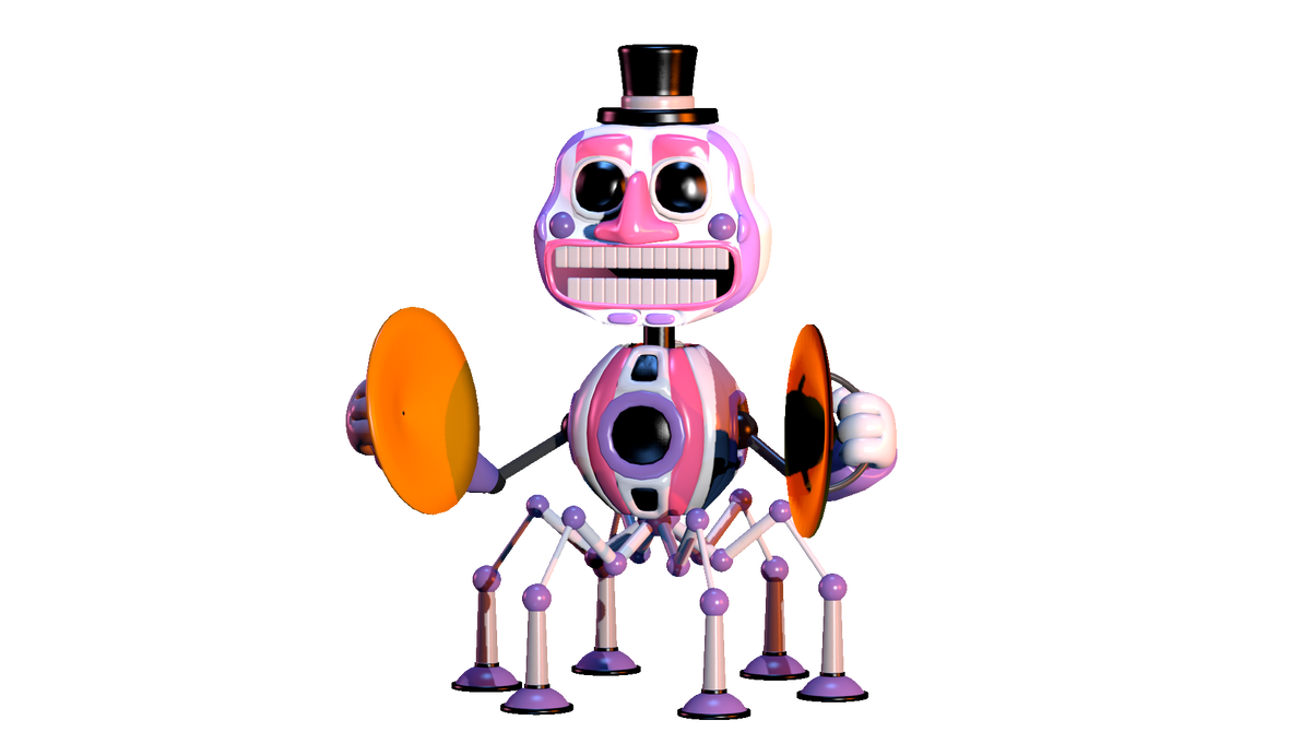 [FNaF SFM] Music Man By TFEarts On DeviantArt