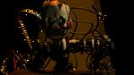 [Blender/FNaF] Scrap Puppet v6 Done