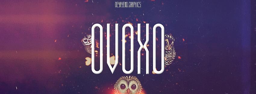 ovoxo facebook cover by deyayend on deviantart