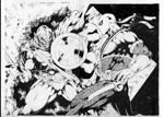 Deathstroke vs Taskmaster