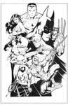 Heroes by Ed Benes