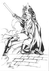 Commission on Ed Benes Lines by JPMayer