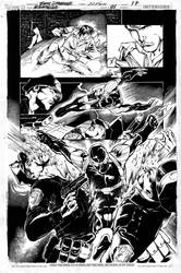 Nightwing 01 Page 17 Inks