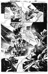 Nightwing 01 Page 20 Inks