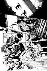 Nightwing 02 Page 16 Inks