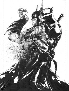 Batman by Capullo