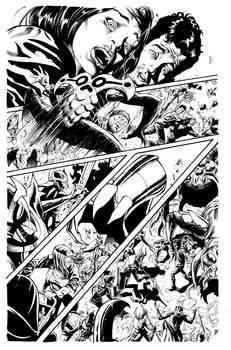 Genesis Page by Jack Herbert