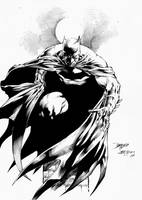 BatmanDiegoInks by JPMayer
