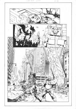 X-Men Gold #15 Page 02 Inks