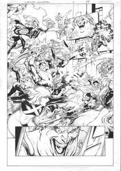 X-Men Gold #15 Page 04 Inks