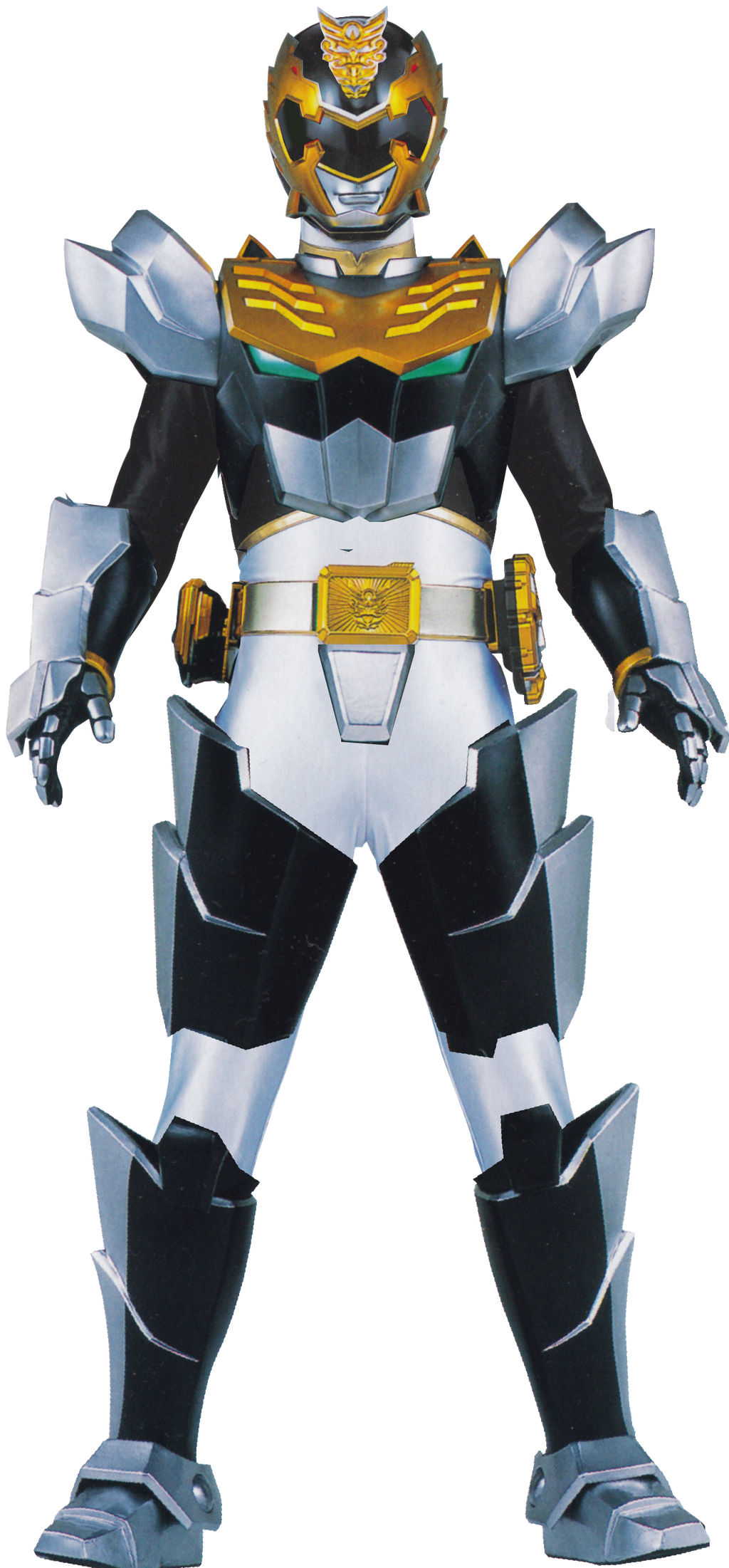 Gosei black groundion armor by levi810 on deviantart - Robot power rangers megaforce ...