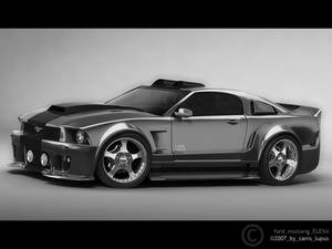 Ford Mustang 'Elena'