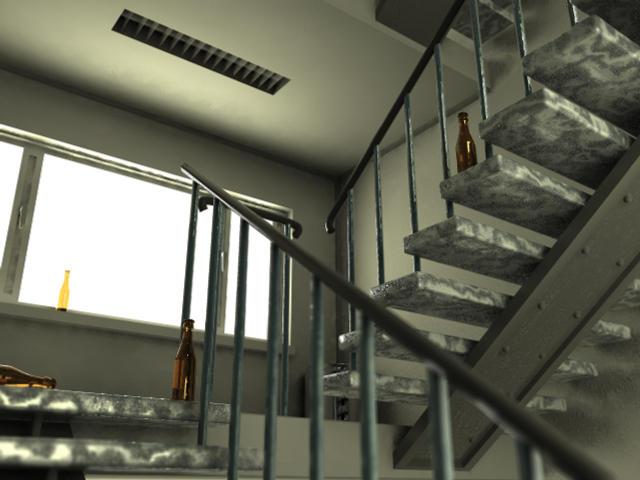 Stairway by CanisLoopus