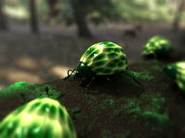 Beetle by CanisLoopus